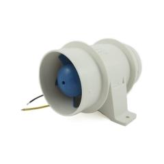115 Volt AC 250 CFM Jabsco 36760-0115 4 inch Continuous Duty Blower Flangemount