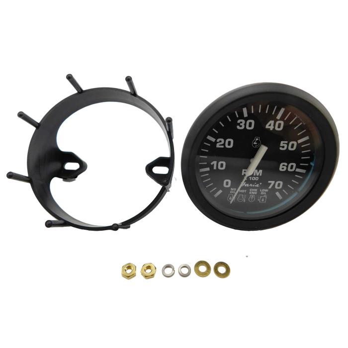 Renewed Faria 32805 Euro 7000 rpm Tachometer